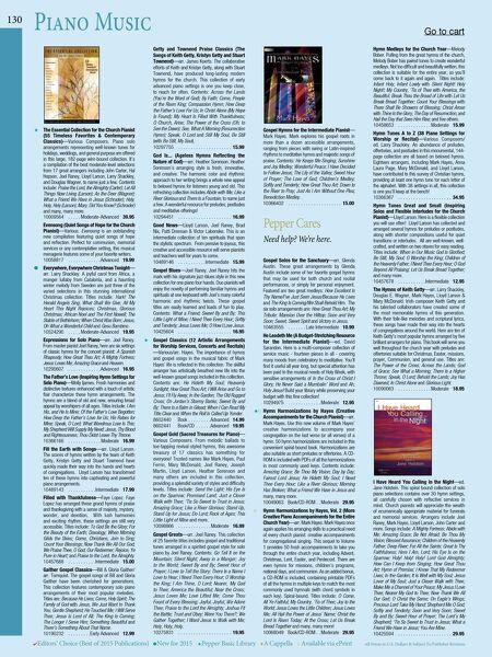 Jw Pepper Catalogs 2015 Fall Worship Catalog