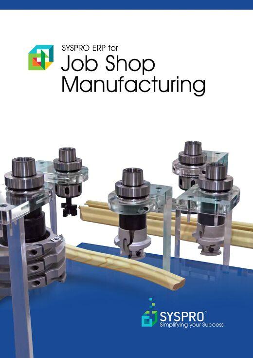Job Shop Manufacturing