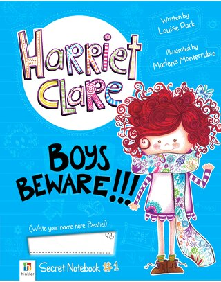 Harriet Clare Boys Beware sample
