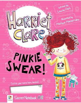 Harriet Clare Pinky Swear sample
