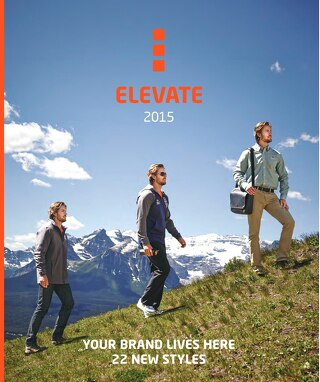2015 Elevate Catalogue - English