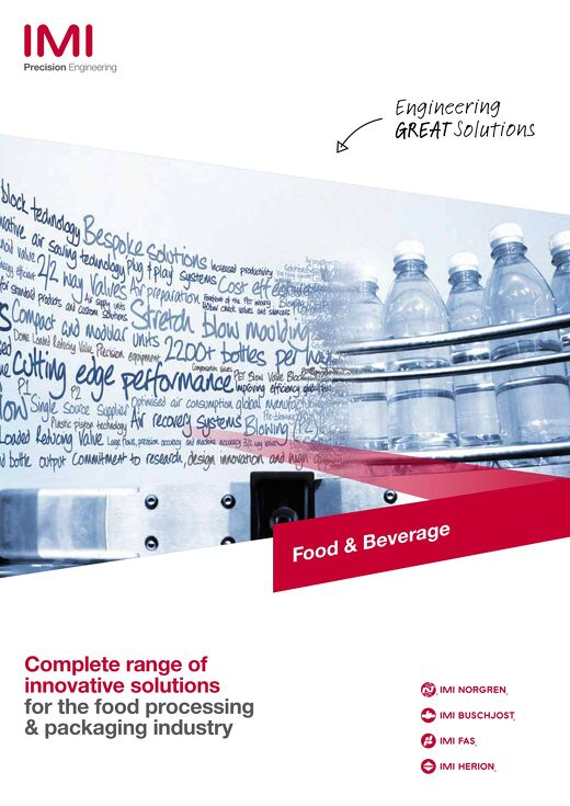 z7903BR - Food & Beverage brochure