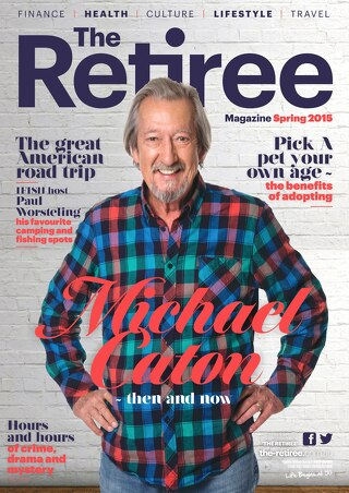 The Retiree Magazine Spring 2015