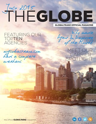 2015 July Globe