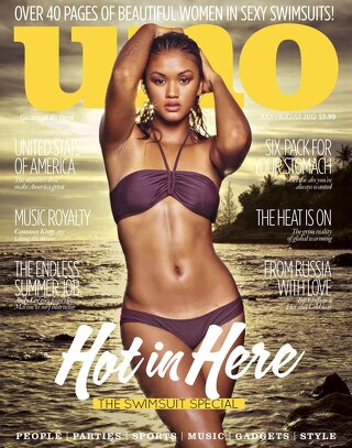 UNO Issue 13 - Swimsuit Issue