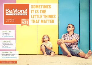 BeMore Magazine August 2015