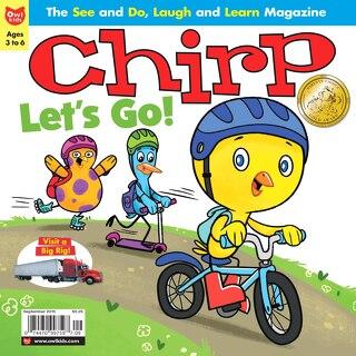 Chirp September 2015