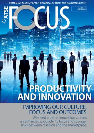 Focus 191: Productivity and Innovation: Improving our culture, focus and outcomes