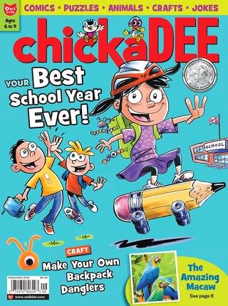 chickaDEE September 2015