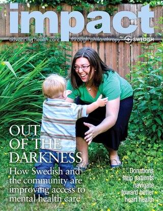 IMPACT Magazine - 2015 - Fall