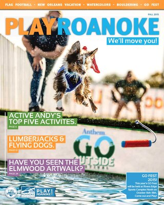 Play Magazine Fall 2015