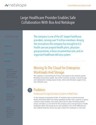 Box - Healthcare