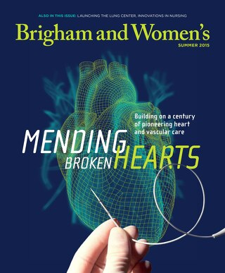 Summer 2015 Brigham and Women's Magazine