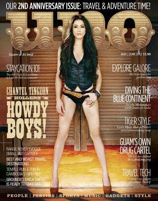UNO Issue 12 - Chantel Tingzon