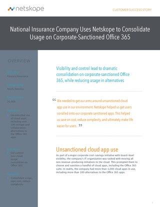 Office 365 - Insurance