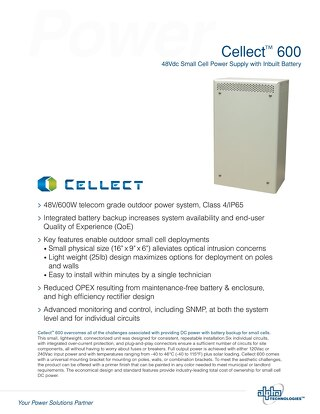 Alpha Cellect 600