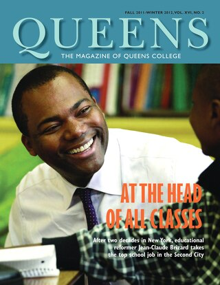 Queens Magazine - Fall 2011/Winter 2012