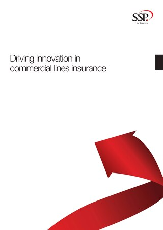 Driving innovation in commercial lines insurance