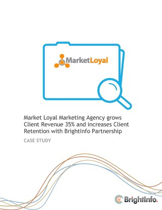 BrightInfo: Market Loyal Agency Case Study