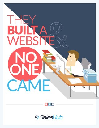 They Built a Website and No One Came