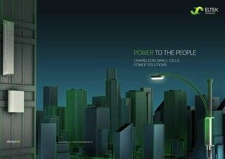 Eltek Chameleon Small Cells Power Solutions Brochure