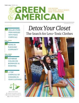 Green American #103, Fall 2015