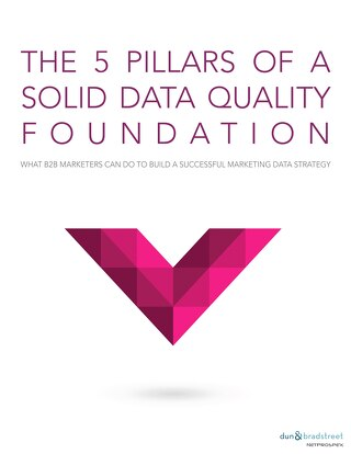 5 Pillars of a Solid Data Quality Foundation