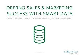 Driving Sales & Marketing Success with Smart Data