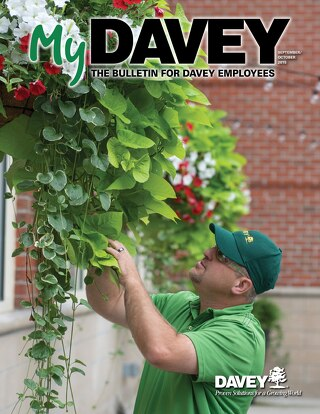 MyDavey Bulletin - Sept/Oct 2015