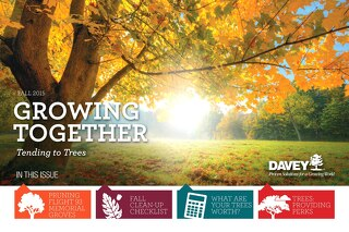 Growing Together: Fall 2015 Issue