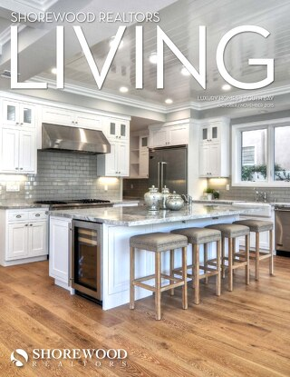 Shorewood Living Magazine October/November 2015