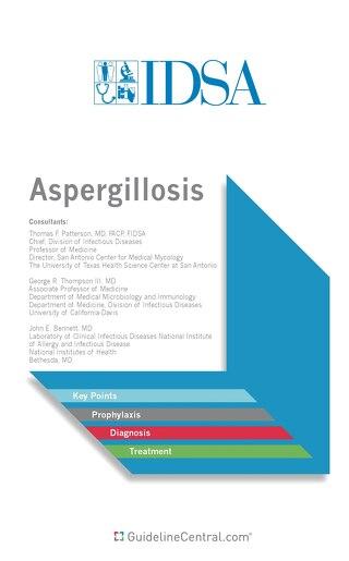 Aspergillosis 2016