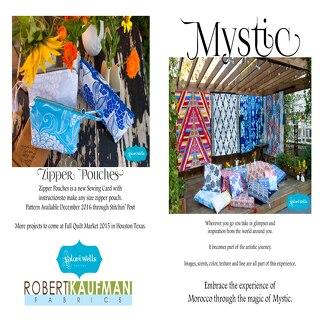 Mystic Lookbook