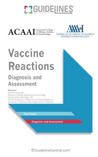 Vaccine Reactions