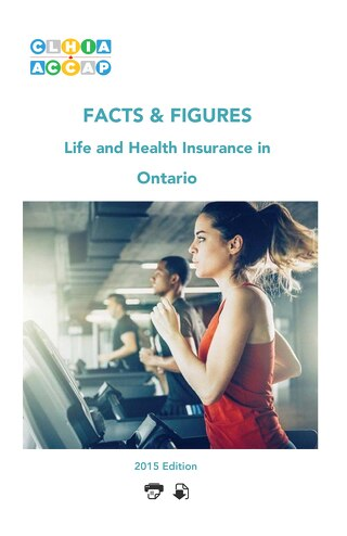 Ontario Facts & Figures - 2015 Edition