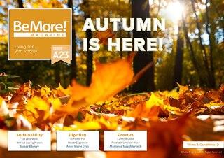 BeMore Magazine October 2015
