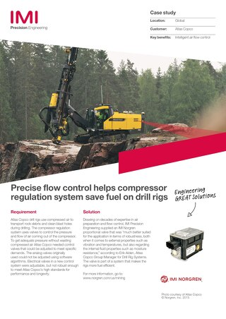 Atlas Copco case study