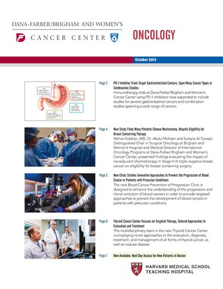 Oncology Advances October 2015