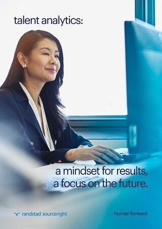 talent analytics: a mindset for results, a focus on the future