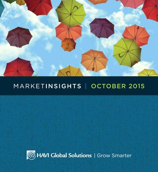 HAVI MarketInsights October 2015