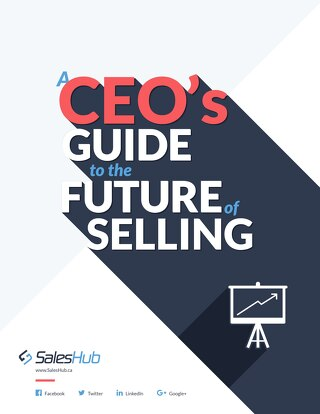 CEOs Guide to The Future of Selling