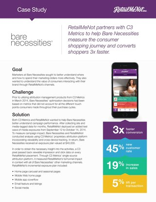 Bare Necessities Case Study