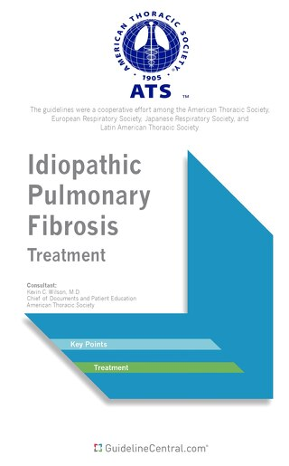 Idiopathic Pulmonary Fibrosis - Treatment