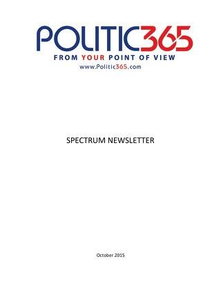Spectrum Newsletter Oct 2015