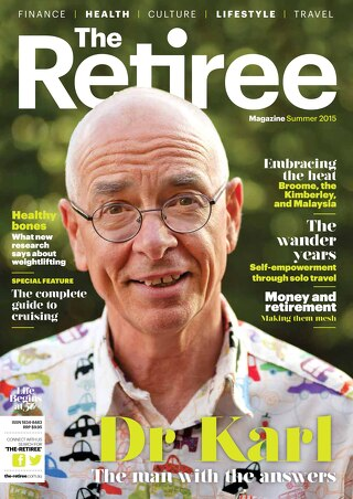 The Retiree Magazine Summer 2015