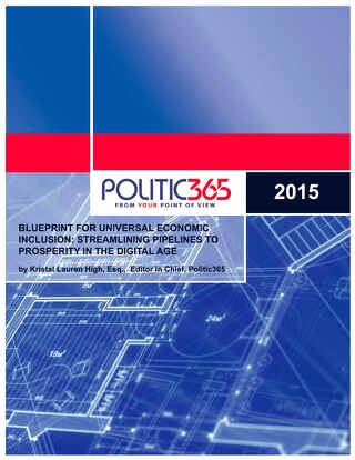 2015 Politic365 Blueprint Report