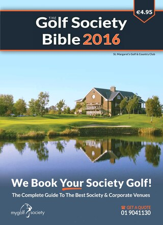 The Golf Society Bible 2016