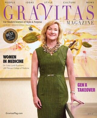 GRAVITAS Magazine Fall 2015