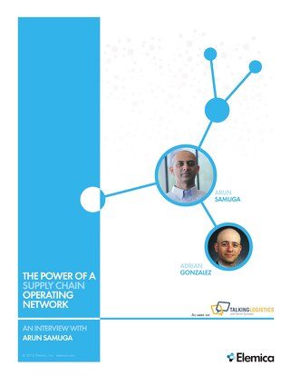The Power of a Supply Chain Operating Network