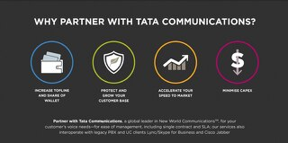 Global SIP Connect White Label - Why Partner with Tata Communications?